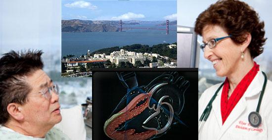 Il prof. Maurizio Menichelli è Primario di Cardiologia presso gli ospedali di Frosinone, Sora e Cassino